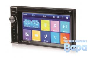 Мультим. центр PROLOGY MPV-110 6.2'' 2DIN USB/SD FM/СВ,MP3/MPEG4/WMA/JPEG Bluetooth НОВИНКА!